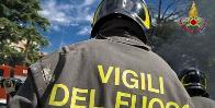 Biella, intervento di soccorso a persona in località Lorazzo Superiore Andorno Micca