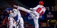 Dublino (IRL), Simone Alessio, atleta del G.S. VV.F. A. Gesualdo di Catanzaro, vince il bronzo ai Campionati Europei per Categorie Olimpiche di Taekwondo.