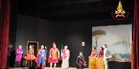 Salerno, rappresentazione teatrale a scopo benefico presso il teatro Augusteo