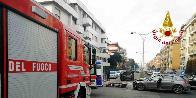 Novara, incidente stradale in centro città