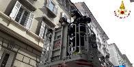 Trieste, numerosi interventi a causa della bora
