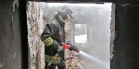 Ascoli Piceno, incendio abitazione a Cossignano