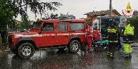 Verona, i Vigili del fuoco ritrovano l'uomo scomparso da Salizzole