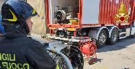 Trieste, consegna Kit per la combustione del GNL