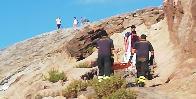 Messina, soccorso escursionista sull'isola di Vulcano