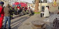 Roma, cerimonia di commemorazione del Vigile del fuoco Sommozzatore Simone Renoglio