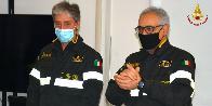Trieste, il nuovo Direttore regionale del Friuli in visita al comando
