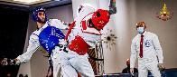 ll Vigile del fuoco Alessio Simone conquista la qualificazione a Tokyo 2020 nel Taekwondo
