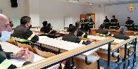 Torino, terminato il corso per Vigili del fuoco volontari