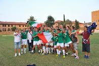 Squadra di calcio VVF Lombardia