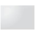 Disegno di un'ogiva di colore grigio chiaro