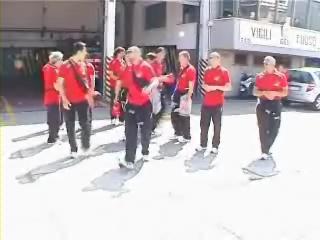 28/04/2007: Torneo internazionale di calcio - Prima parte
