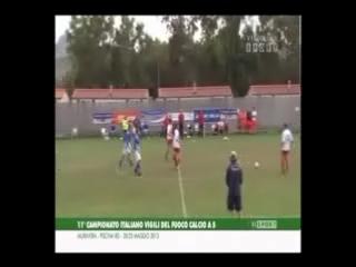 28/05/2013: 11° Campionato Italiano Vigili del Fuoco (VV.F.) Calcio a 5