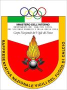 Logo della Rappresentativa Nazionale VV.F. di Calcio